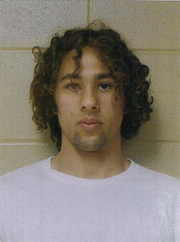 Jameson C. Mitchell, 22, from Yankton, was charged with first-degree murder and two counts of aggravated assault after a shooting April 6.