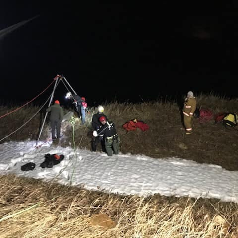Boys rescued after getting trapped in South Dakota mine