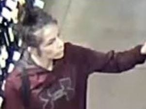 The Sioux Falls Police Department is looking for the public's help in identifying the subject(s) in reference to a theft on April 3, 2019. If you know the subject(s) please contact CrimeStoppers at 367-7007 or call the Sioux Falls Police SFPD CC#19-5180.