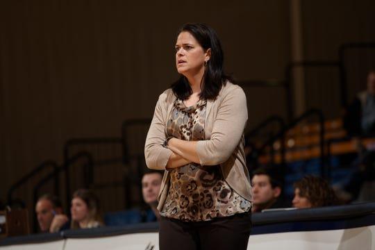 Former Lady Bear Charity Elliott is the current head coach at Loyola Marymount.