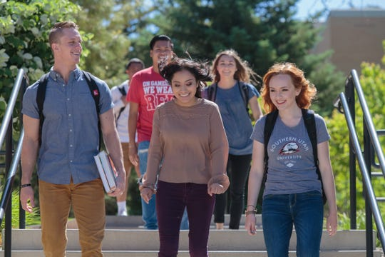 Southern Utah University opted to not raise its tuition and fees for the 2019-20 school year. It's the first time in 42 years a Utah System of Higher Education school hasn't asked for a tuition increase.
