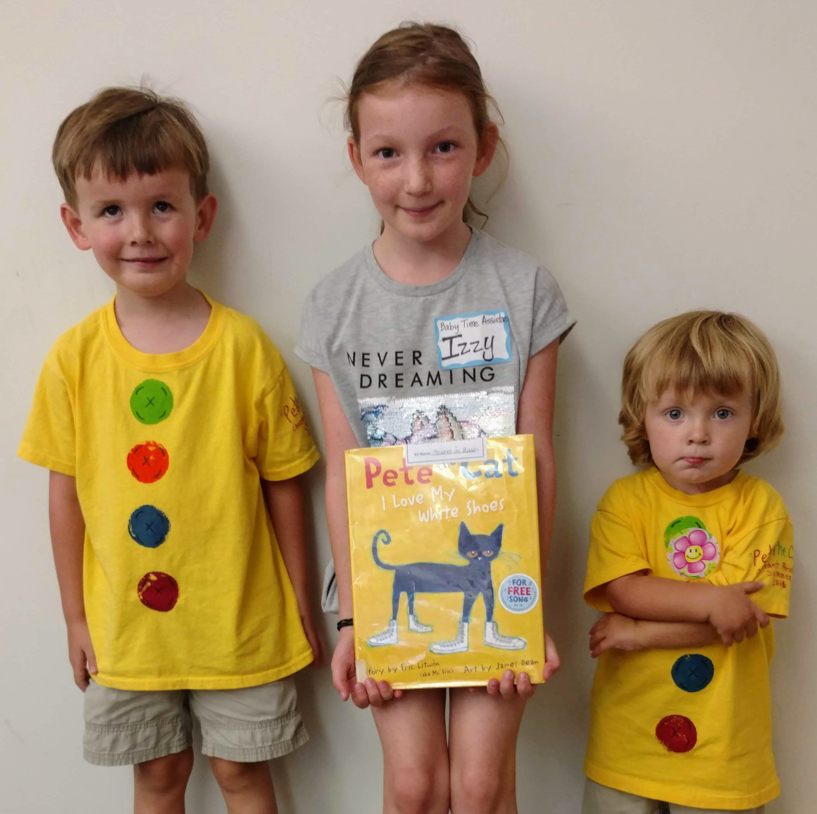 A youth librarian sings the praises of Pete the Cat in advance of his author's visit to Word of South| Opinion