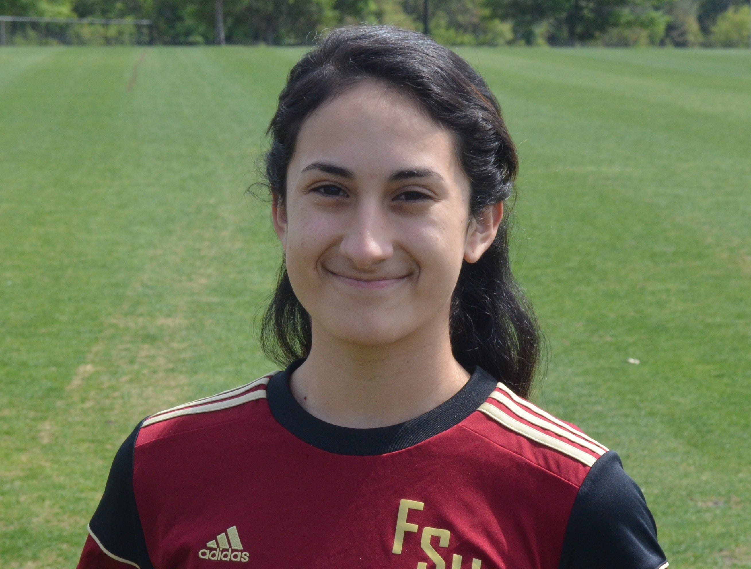 Florida High junior forward Lily Quijada was named to the 2019 All-Big Bend girls soccer first team.