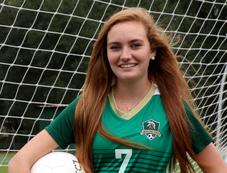 Lincoln senior defender Ashleigh Wilson was named to the 2019 All-Big Bend girls soccer first team.