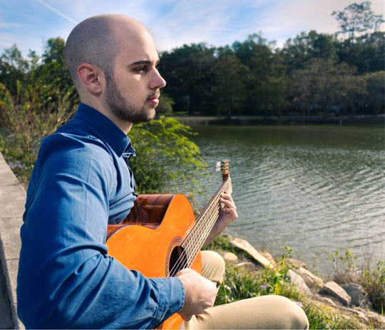Cody Switzer will perform a lute suite at the Bach on Guitar concert.