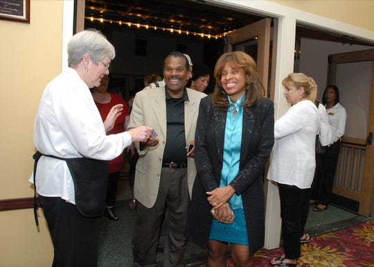 Volunteer ushers are what make the experience of attending Sunrise Theatre for a performance fabulous.