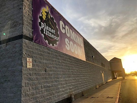A Planet Fitness gym, and new retail spaces are to be part of a a former Kmart store building  to be remade at 11330 Montwood Dr., in East El Paso.