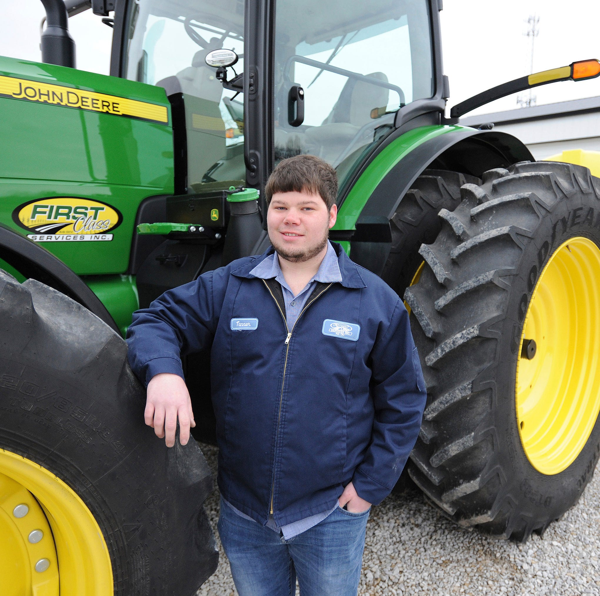 Kentucky farmer brings youth to otherwise aging profession