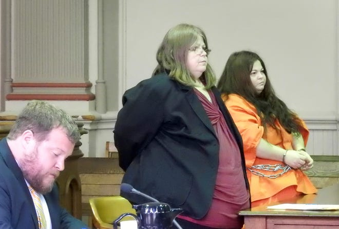 Summer Knipe, represented by Amy Otto, was sentenced to 11 months in prison this week for violating the conditions of her community control.