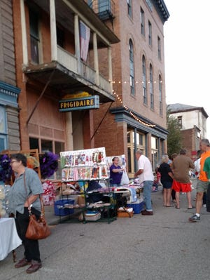Street vendors, food trucks, live entertainment and more are part of Second Saturdays from 6 to 8 p.m. the Second Saturday of each month from April to October on Historic Main Street in Shawnee.