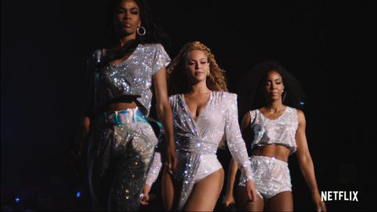 Beyonce surprises fans with Netflix 'Homecoming'