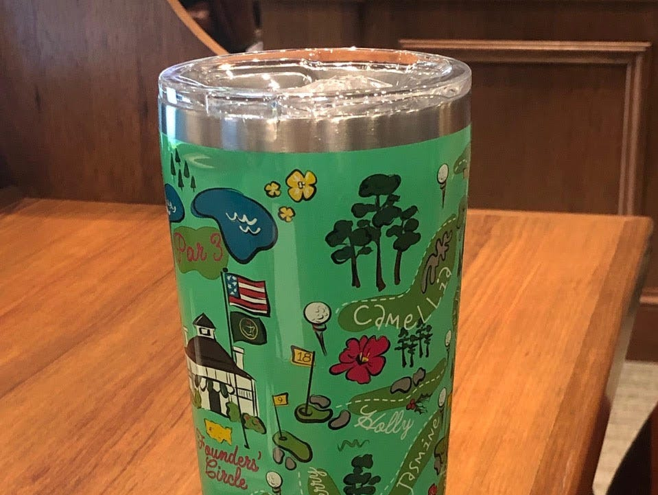 Hot/Cold Beverage Holder: $40 – This Yeti-style beverage container took the prize for best and most popular item over the weekend. Supplies didn't last, for obvious reasons, but the week is young.