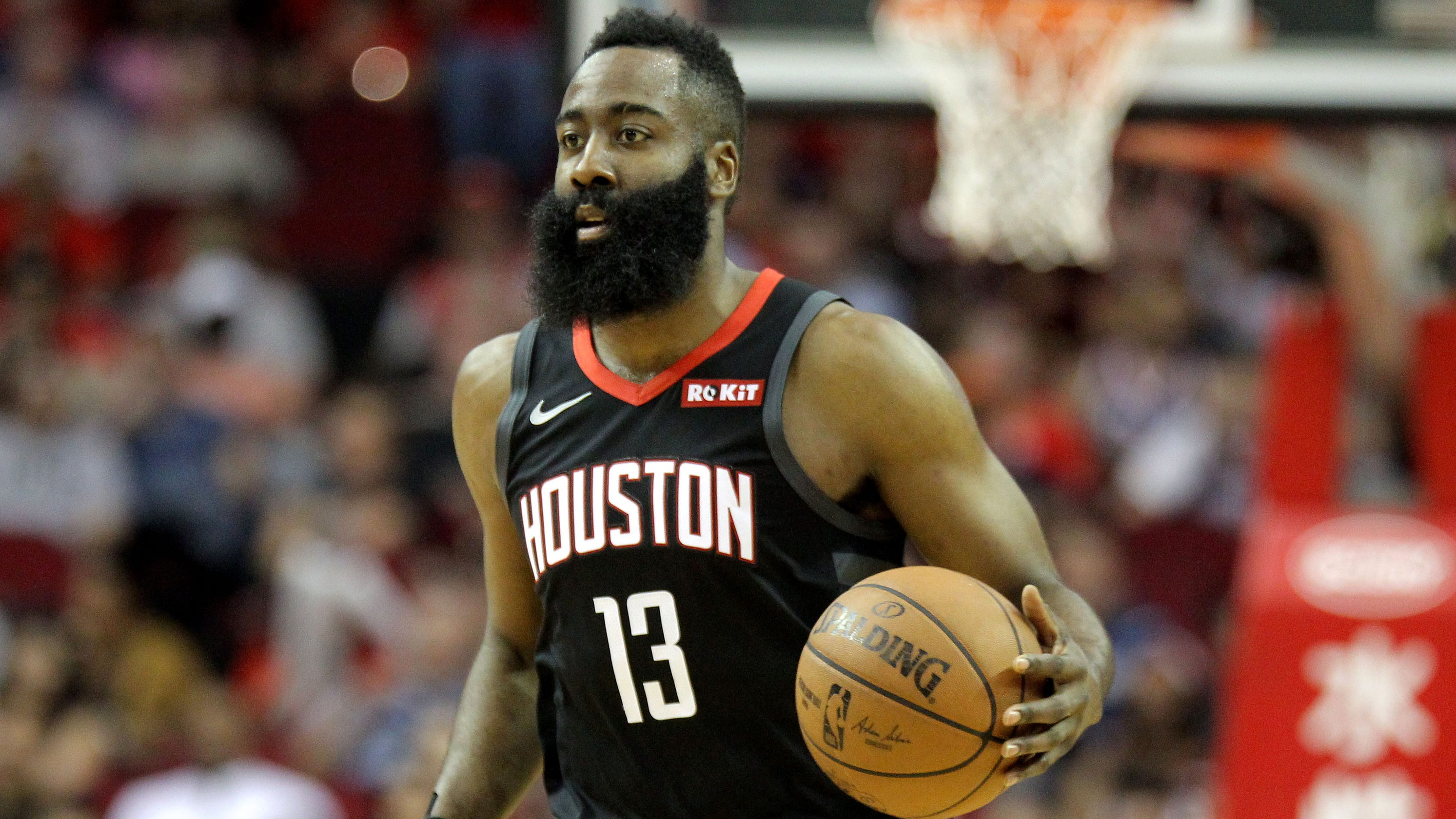 9eccacad2f8 Houston Rockets have best chance to halt Golden State Warriors