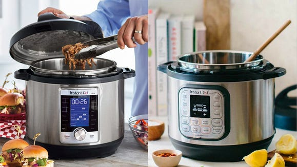Nothing beats a good sale on an amazing product like these Instant Pots.