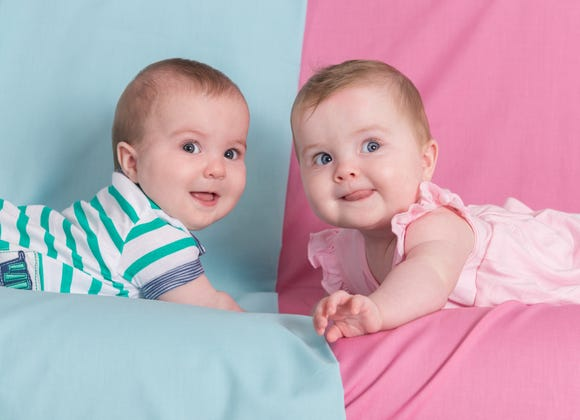 The most popular baby names in the first quarter of 2019 includes the names Posie and Milo, according to Nameberry.