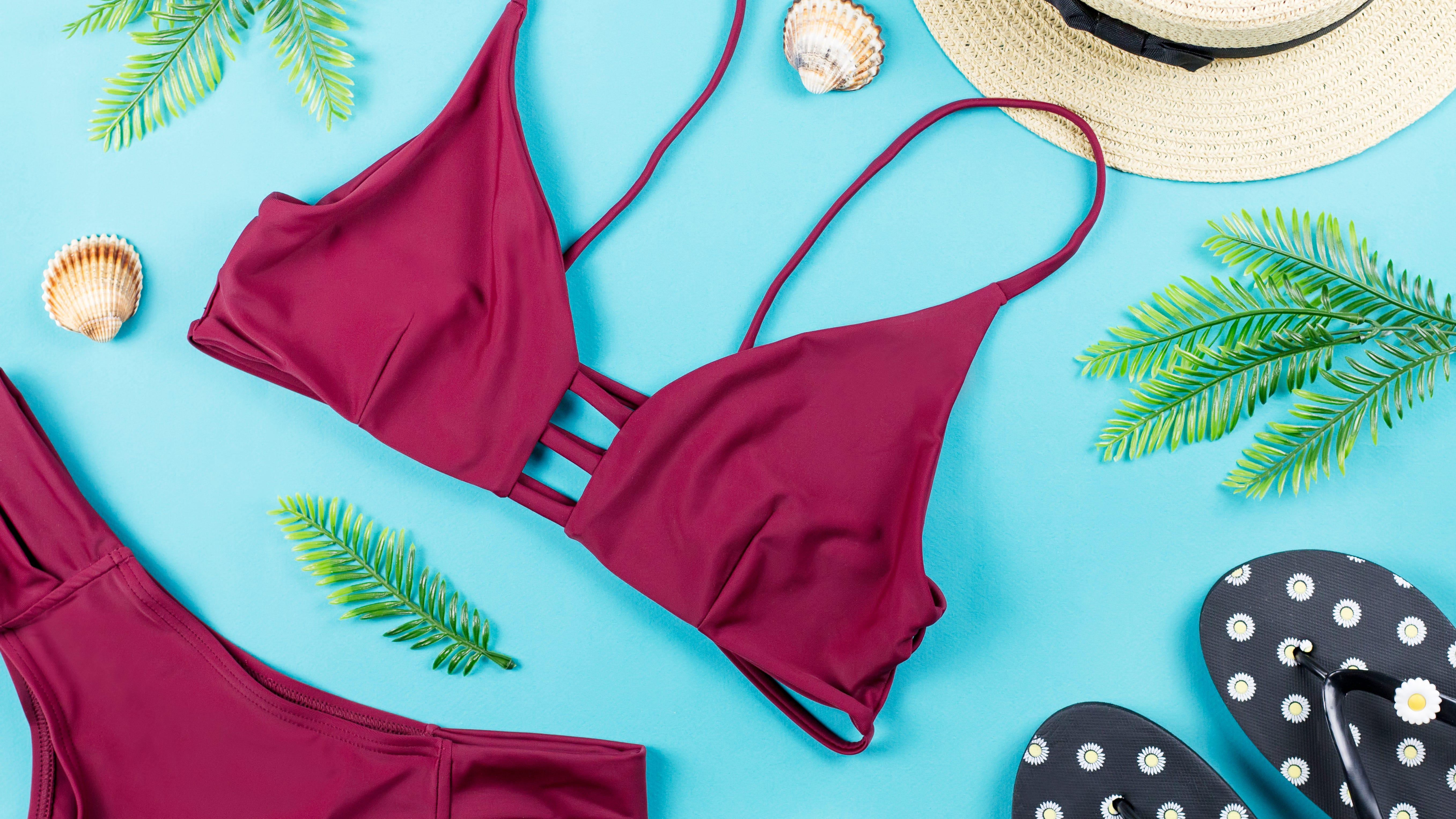 Plus size swimming costume one piece swimsuit beach swimwear Swimsuit size 8-22