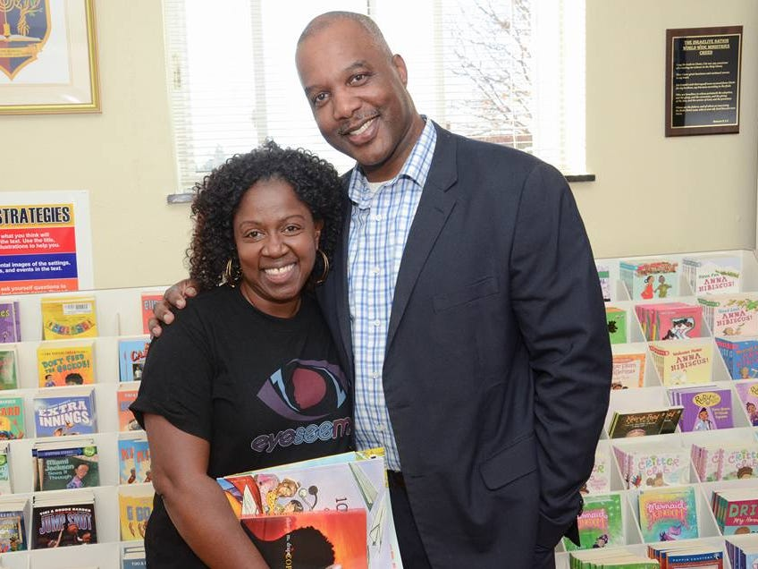 EyeSeeMe bookstore teaches children the value of African-American history
