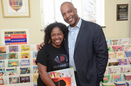 Jeffrey and Pamela Blair own the EyeSeeMe bookstore in St. Louis. The shop emerged from the homeschooling lessons they created for their four children to point out African American contributions to society rather than solely focus on slavery and famous figures.