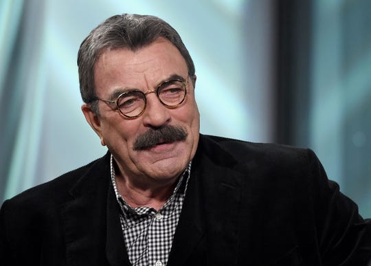Tom Selleck says he's finally given in and agreed to write his memoir.