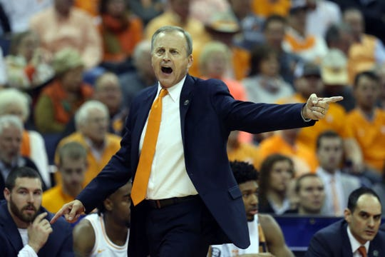 Tennessee head coach Rick Barnes is reportedly a top candidate for the open UCLA job.