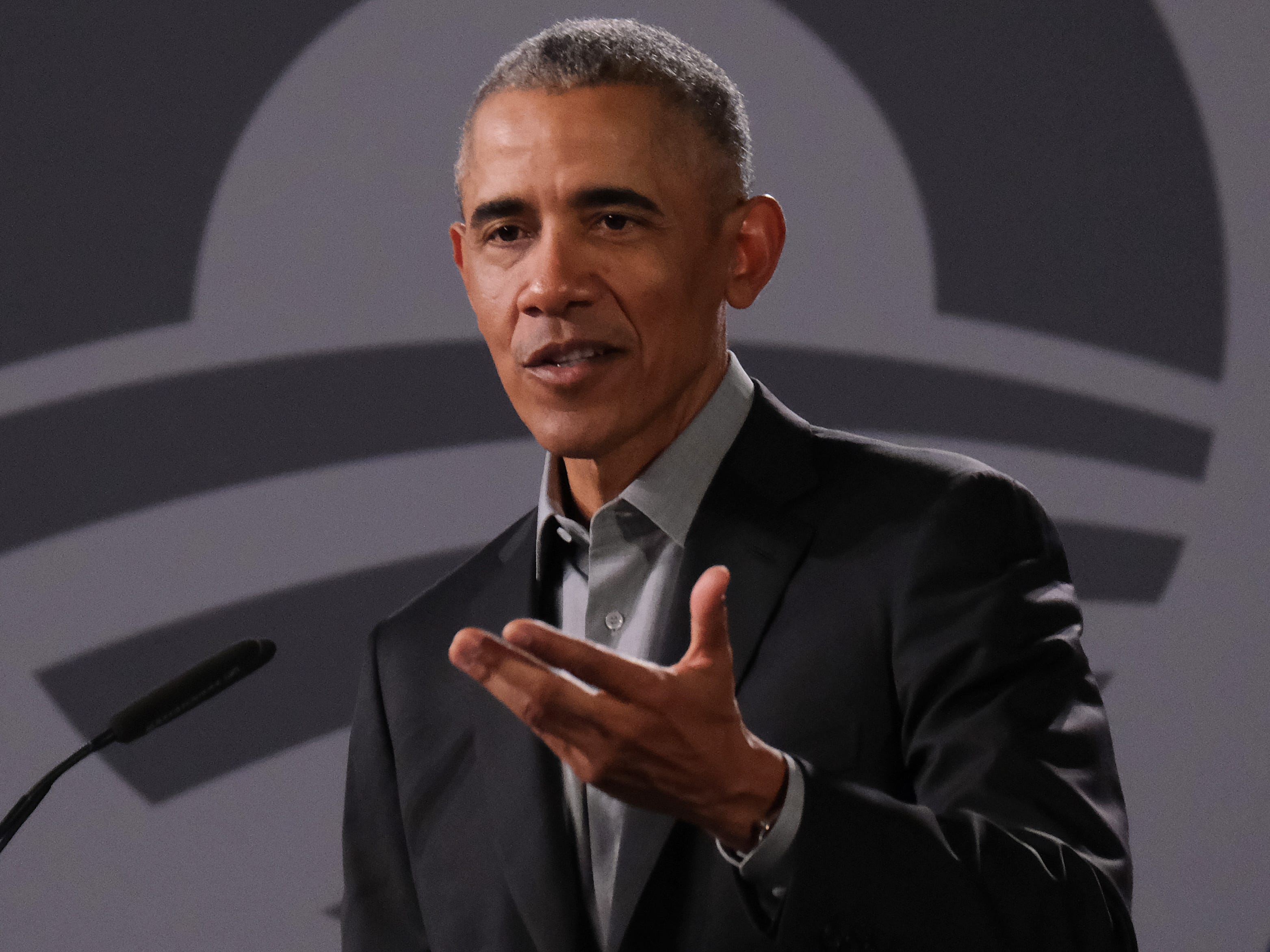 Obama warns Democrats that ideological 'rigidity' can lead to a 'circular firing squad'