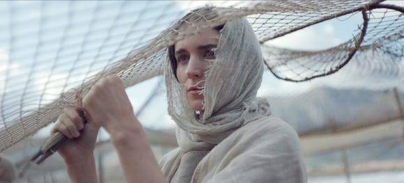 """Rooney Mara stars as the title character of """"Mary Magdalene,"""" which gives a female perspective on an often-told Bible story."""