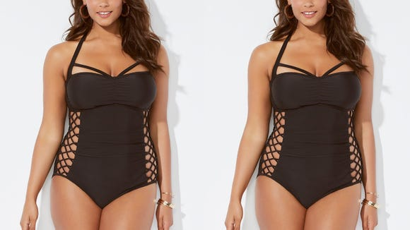 Swimsuits for All offer bathing suits to flatter any body type.