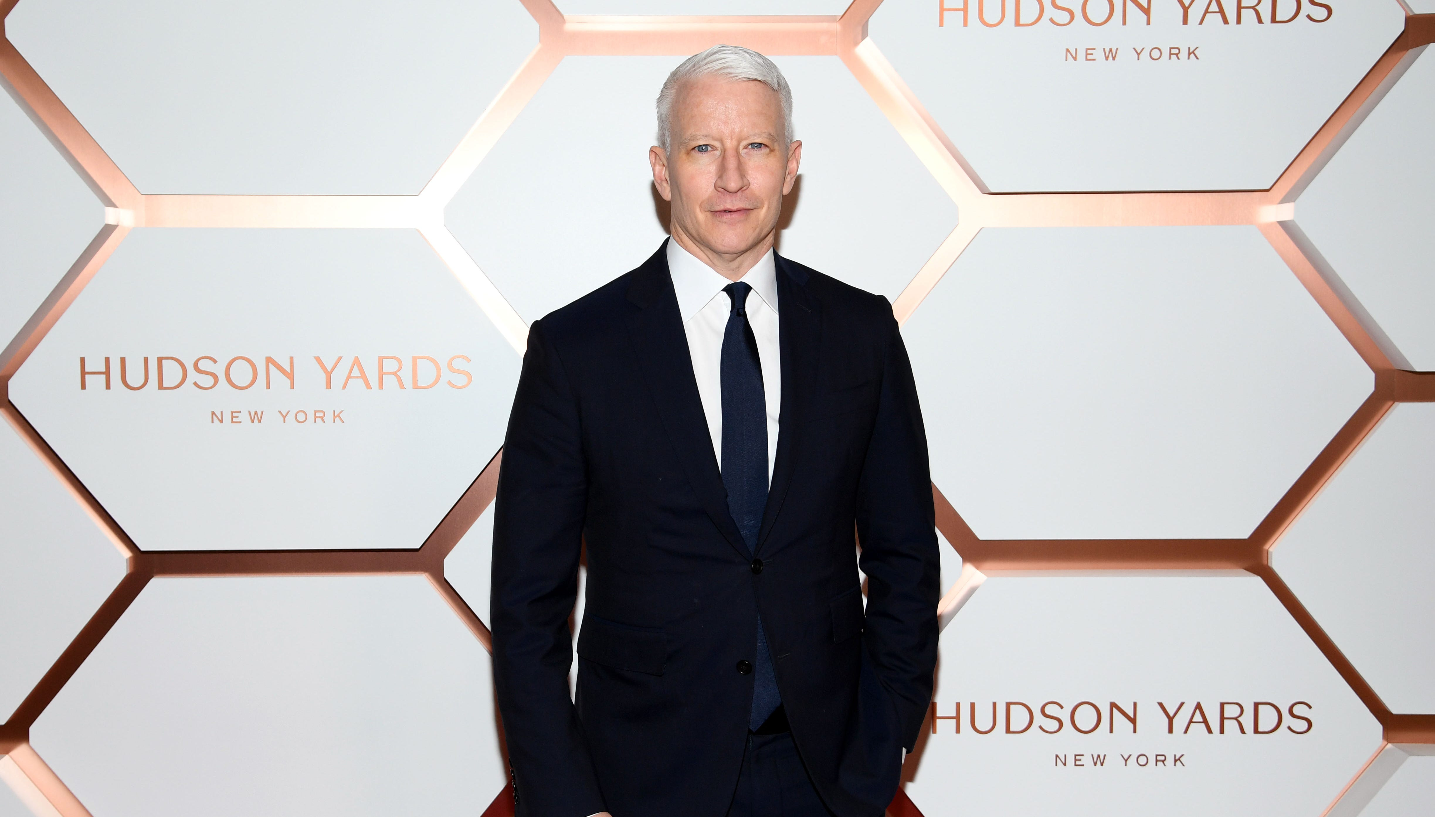 Uncle Anderson Cooper: CNN anchor hangs out with Andy Cohen's son, Benjamin