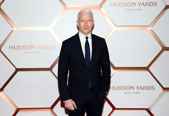 Anderson Cooper and Andy Cohen are preparing to go on tour for their show, AC2.