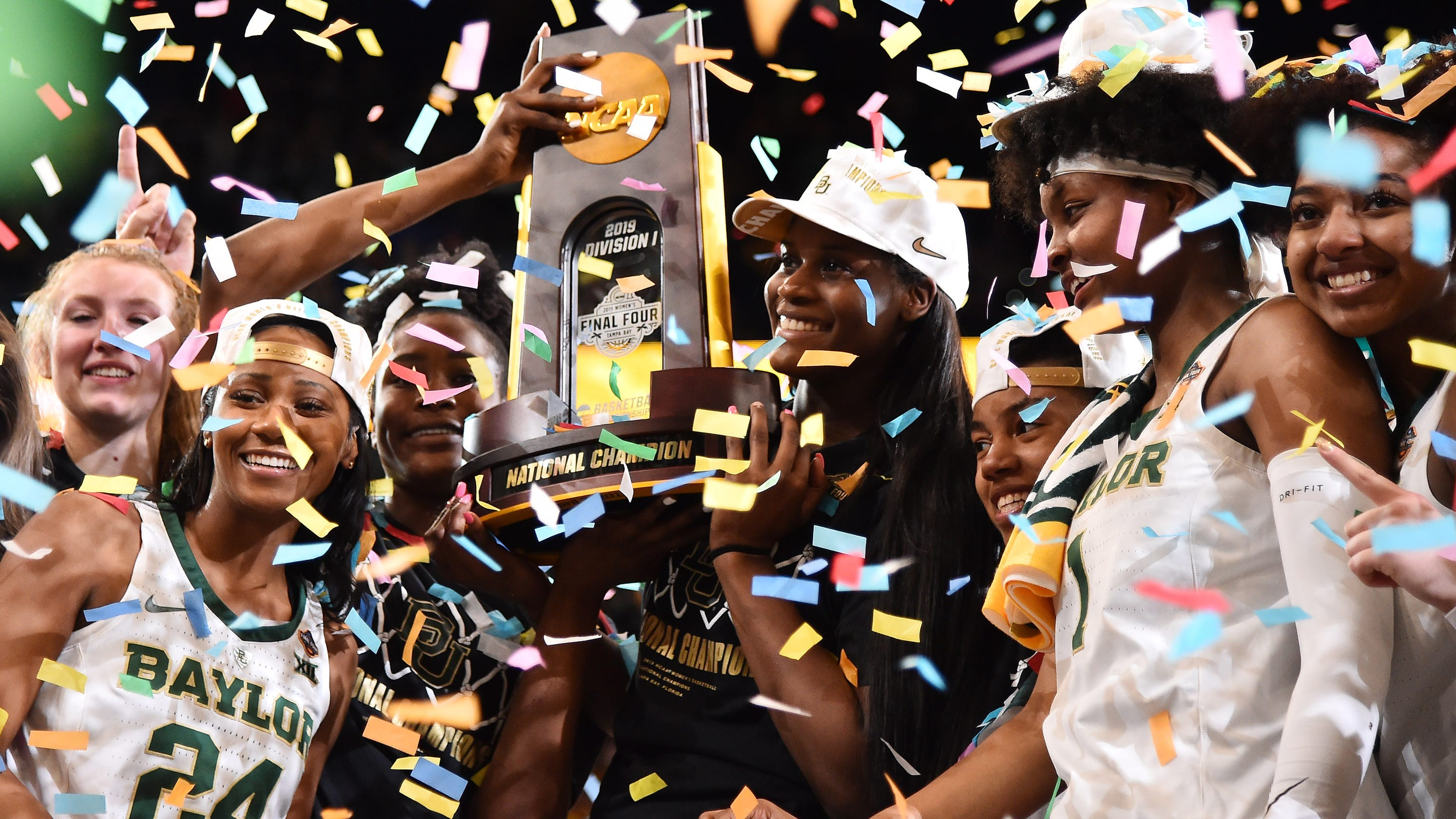 59765e4025e Women s Final Four  Baylor edges Notre Dame for third national title