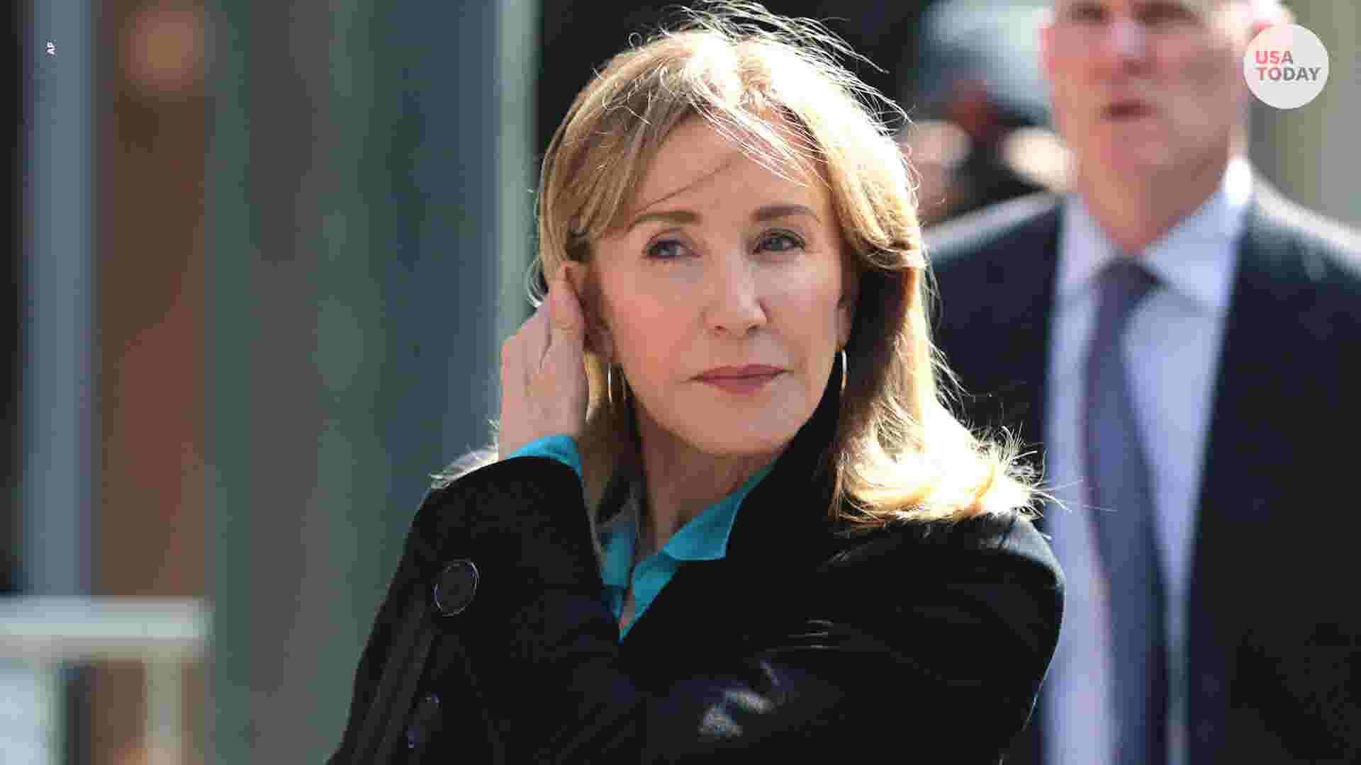 Felicity Huffman: Deep regret, shame over what I have done