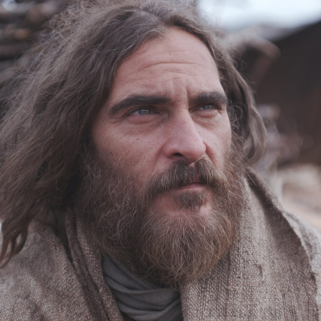 "Joaquin Phoenix takes the role of Jesus in the biblical tale ""Mary Magdalene."""