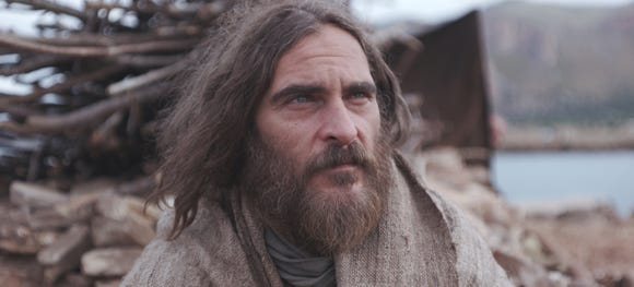 """Joaquin Phoenix takes the role of Jesus in the biblical tale """"Mary Magdalene."""""""