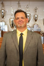 New Crescent boys basketball coach Cory Drennon
