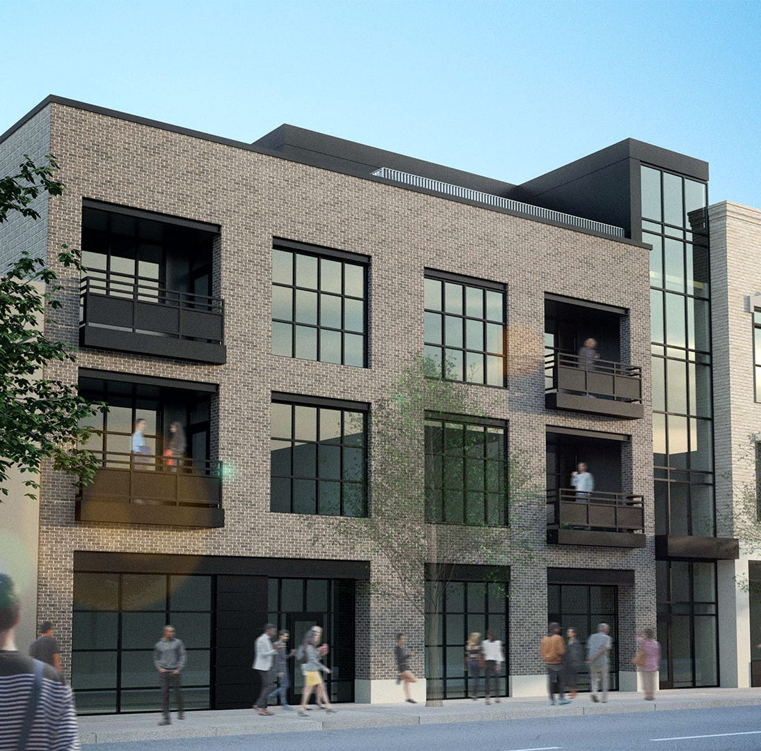 Conversion of Gabriel Furniture into downtown Appleton apartments to begin in May