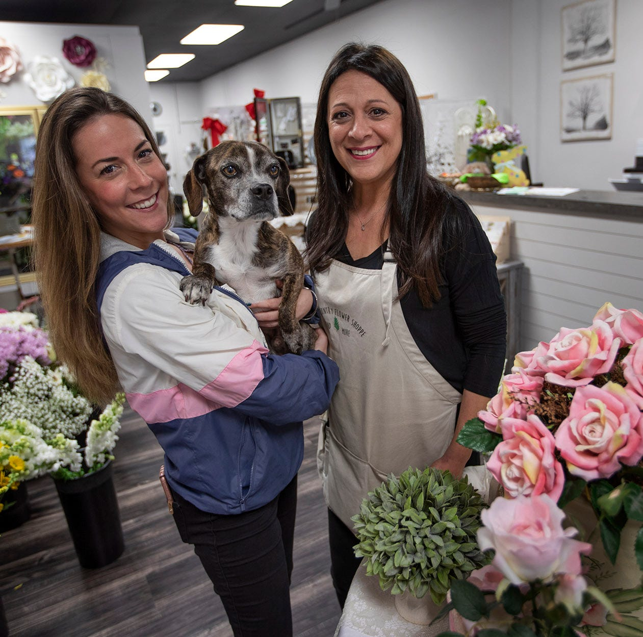 A Country Flower Shoppe in Colts Neck brings daughter and mother together
