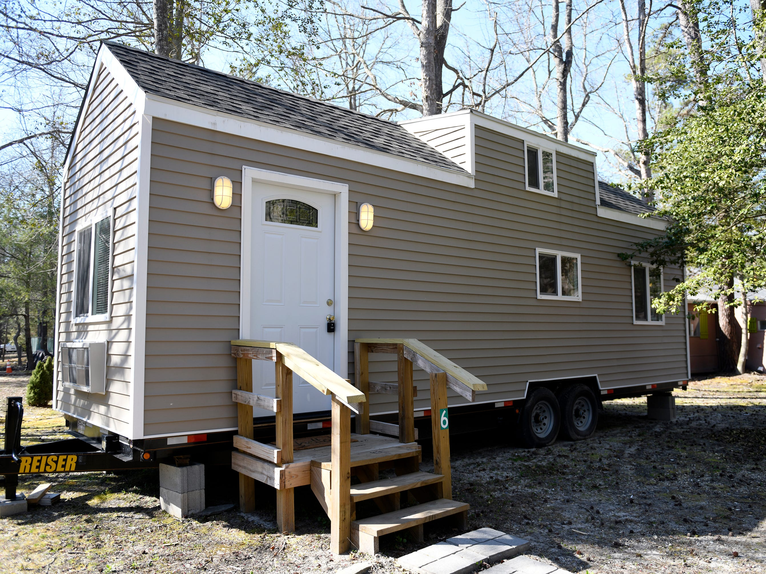 Tiny-home paradise found at NJ vacation home community: IN PHOTOS