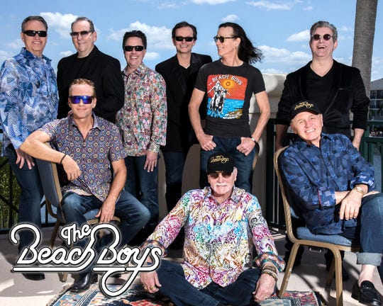 The Beach Boys open the 23rd Biltmore Concert Series in July 2019.