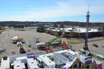 Family Fun Tyme Amusement at Lakeview Square Mall until April 20