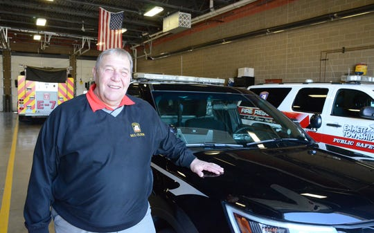 Emmett Township Chief Mike Olson is retiring after a 49-year law enforcement career.