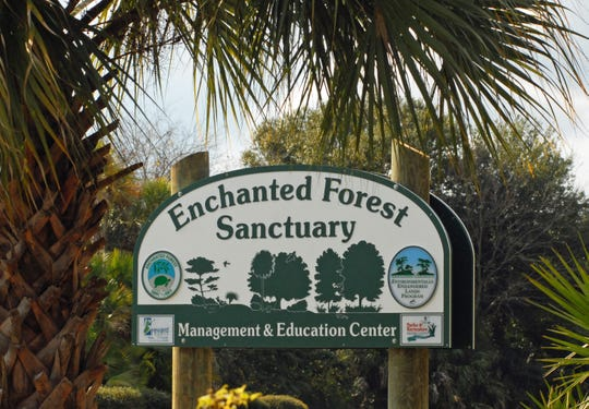 The Enchanted Forest Sanctuary in Titusville will host an Earth Day Festival on April 20.