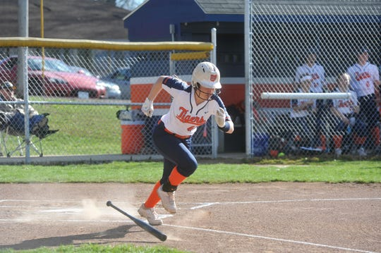 Galion's Gabby Kaple was named Division III honorable mention All-Ohio.