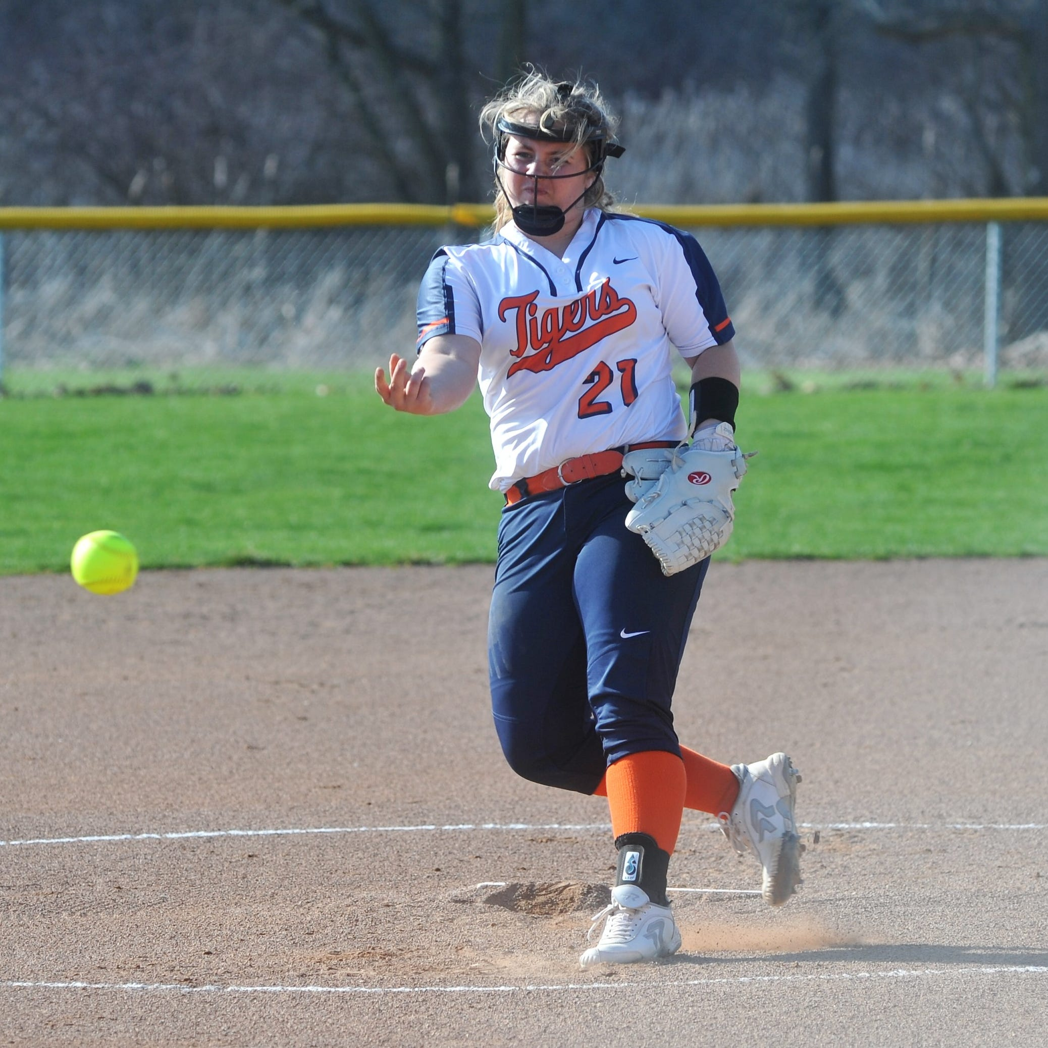Perfect pair: Thomas' perfect game, Schieber's bat have Galion back on track