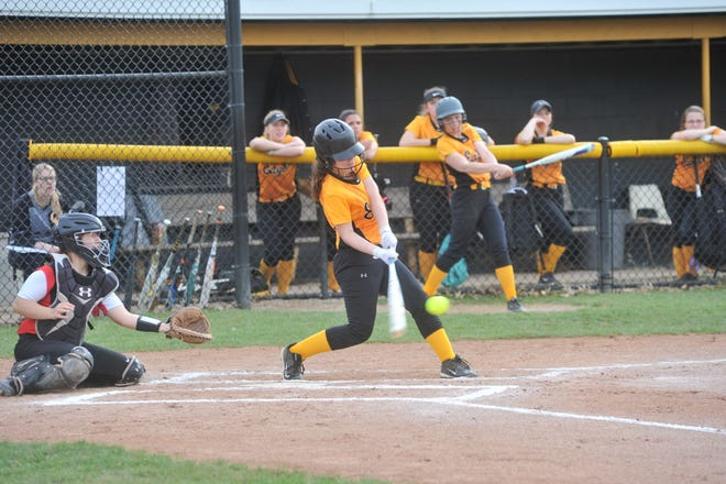 Senior Jocelyn Shade returns with one of the most reliable bats on the team.
