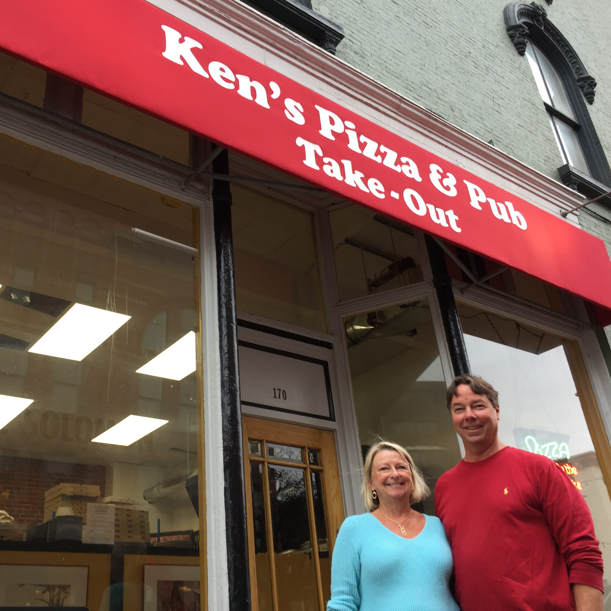 Take a peek inside the renovations at Ken's Pizza and Pub in Burlington