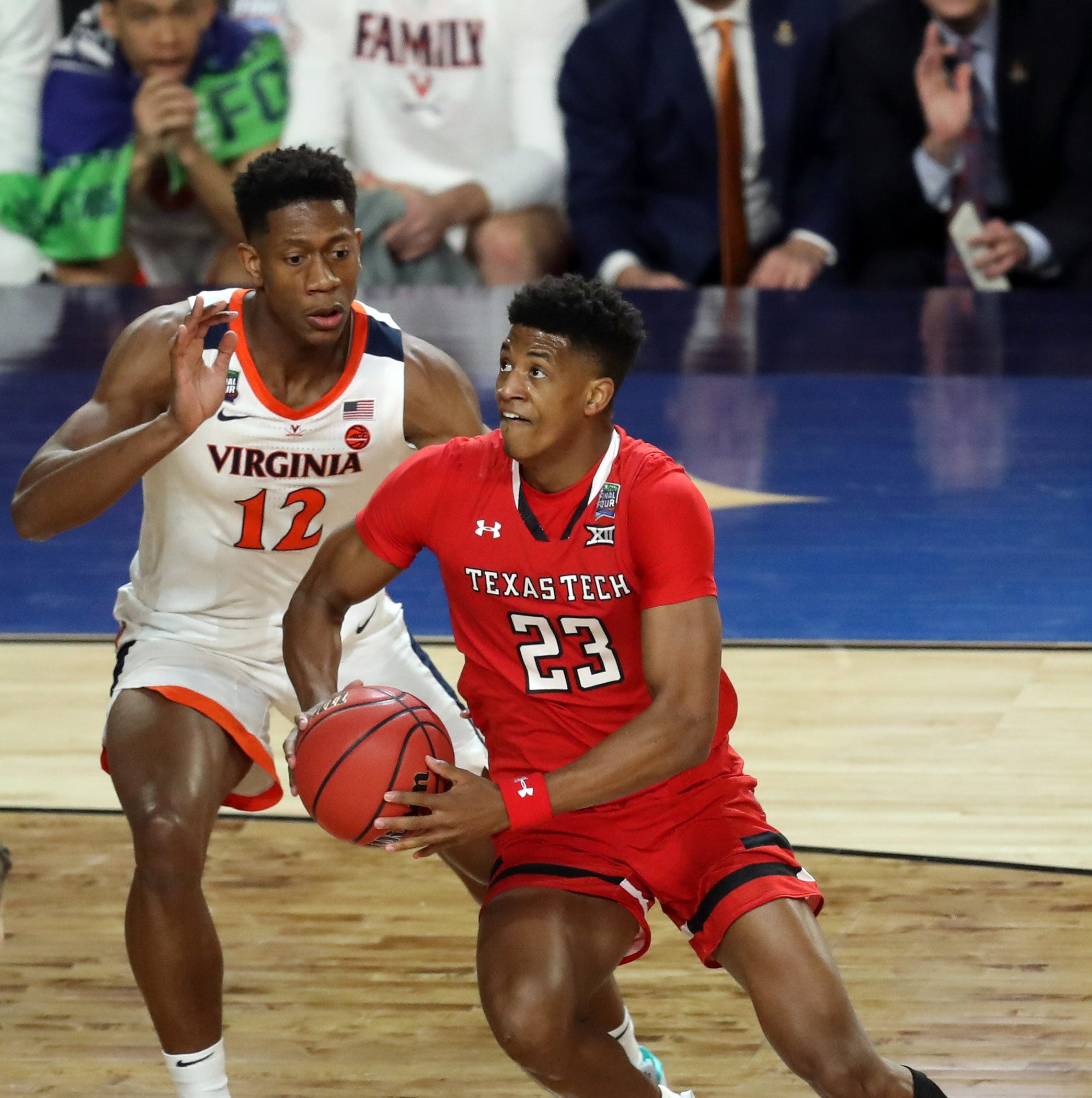 Texas Tech's Jarrett Culver declares for NBA Draft