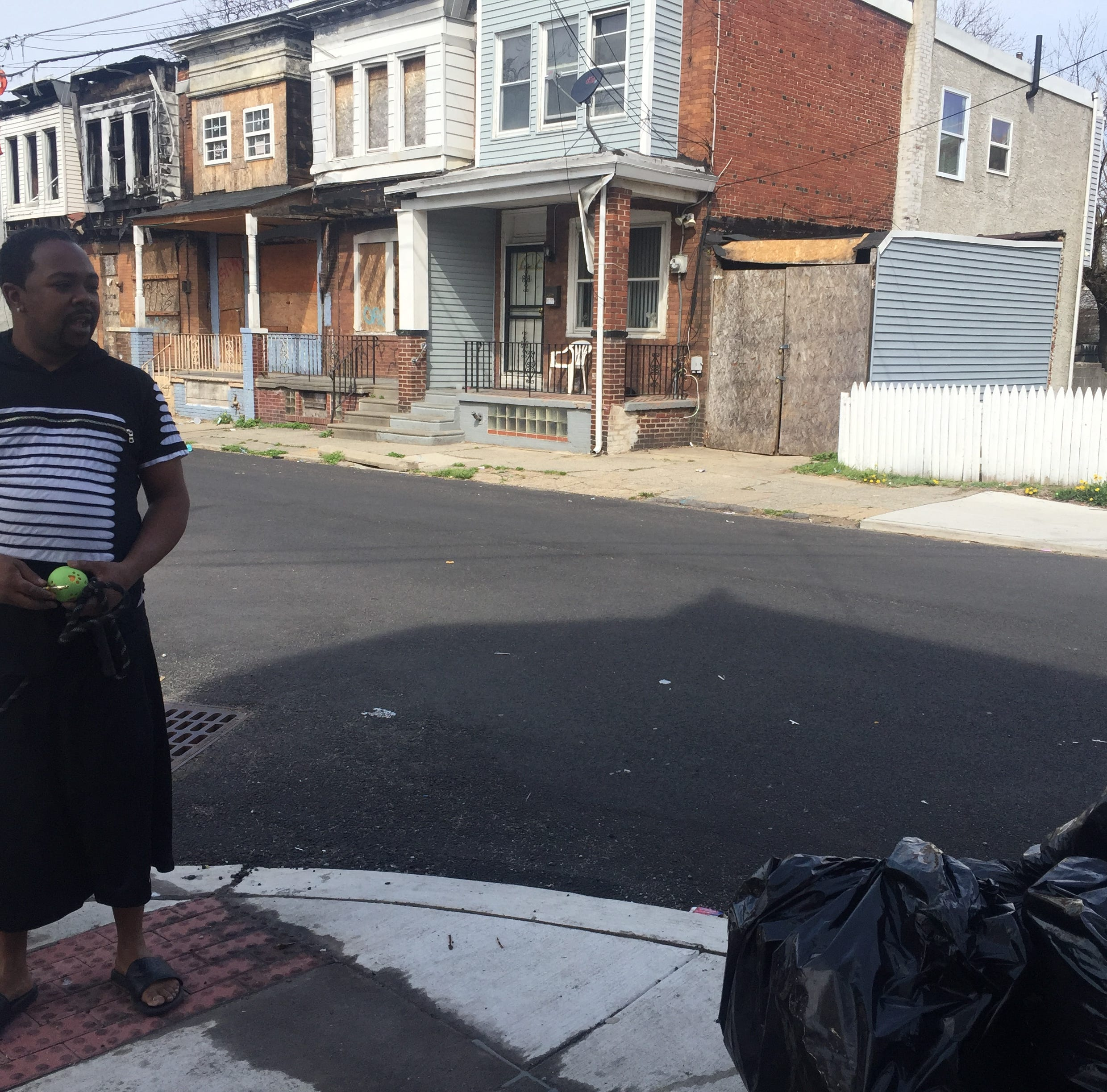 'You wake up and it's there': Camden residents talk trash, illegal dumping