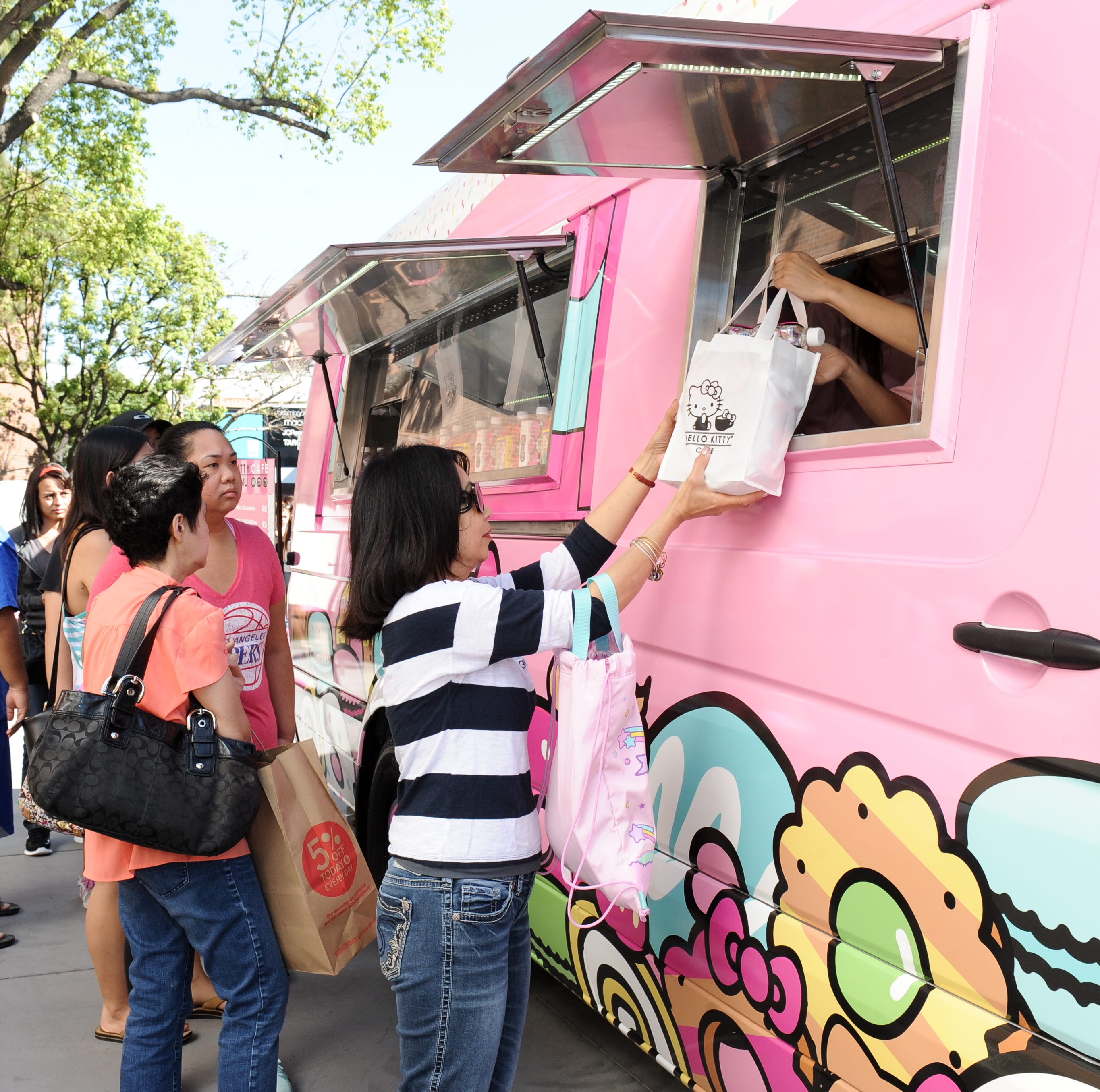 Hello Kitty Cafe Truck to make only New Jersey stops at Cherry Hill, Menlo Park Mall
