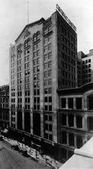The Cincinnati Enquirer building at 617 Vine Street.