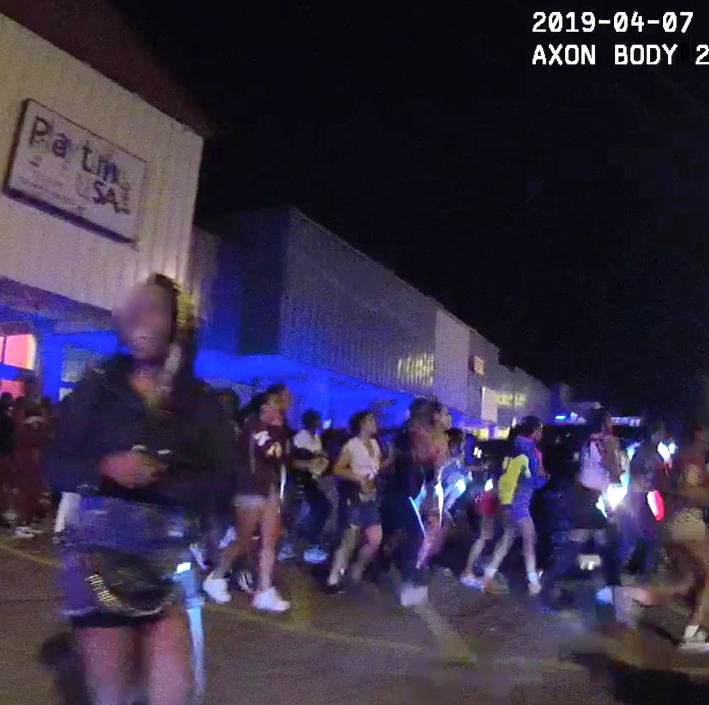 Bodycam: Mount Healthy 'riot' caught on tape, 'I will tase all of you'